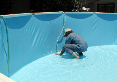 Draining The Pool