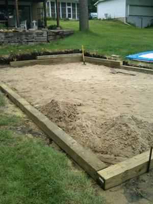 Leveling The Ground For Your Pool